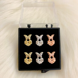 Papillon Earring lifters