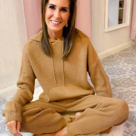 Comfy set Bibi beige