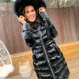 Jacket winter black