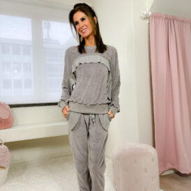 Comfy set Belle grey
