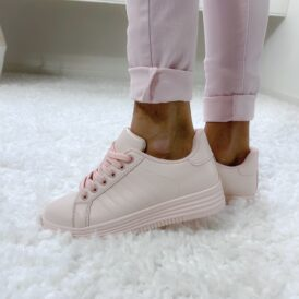 Sneakers Baby Pink