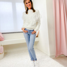 Sweater Olivia ivory