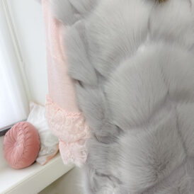 Body Oh So Furry lightgrey