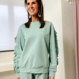 Comfy Set Amour mint green