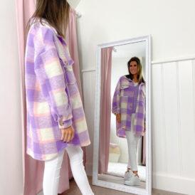 Jacket Jennah lila