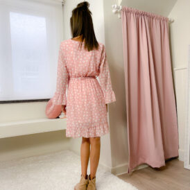 Dress Love pink
