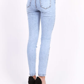 High waist trousers Toxik light jeans