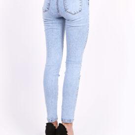 High waist trousers Toxik light jeans