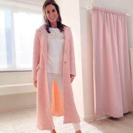 Jacket Julia pink