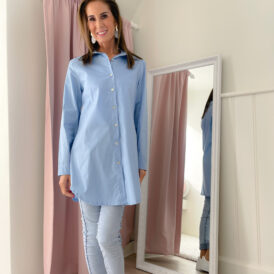 Blouse Jada light blue
