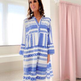 Dress Lilly blue