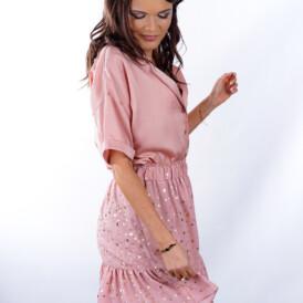 Skirt Stars Dusty Pink