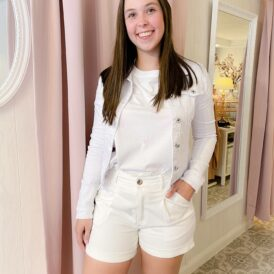 Short Nala white