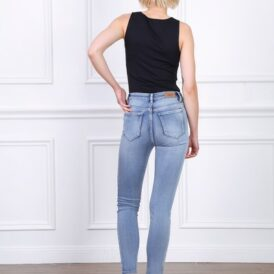 High waist trousers Toxik jeans