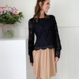Skirt Liz beige