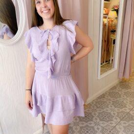 Dress June Lila