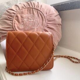 YENTLK BY YENTL handbag camel