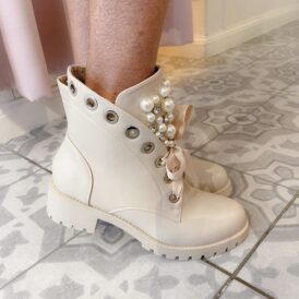 Boots Pearl nude